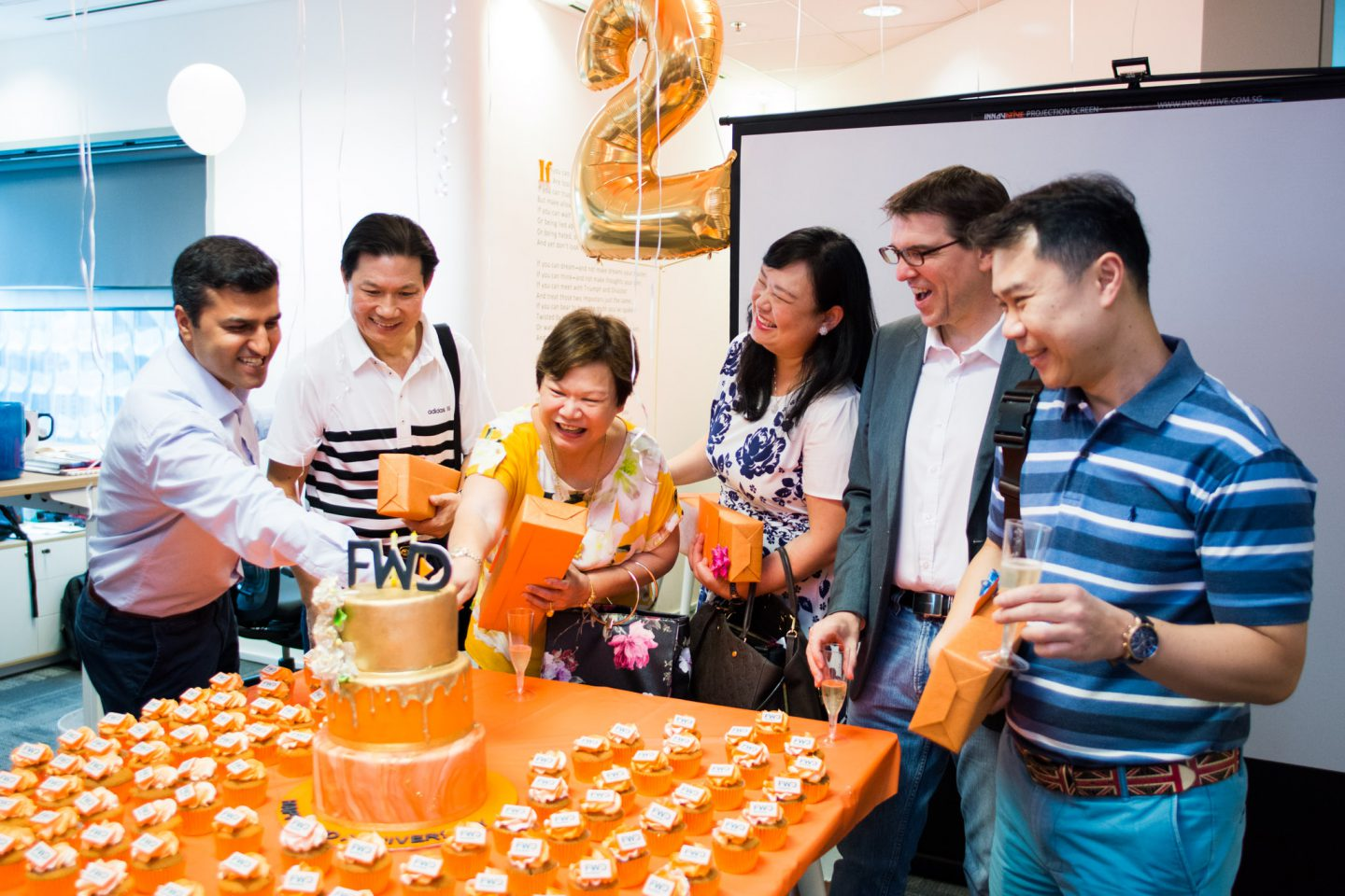 FWD 2nd Bday - 10th Sept 2018