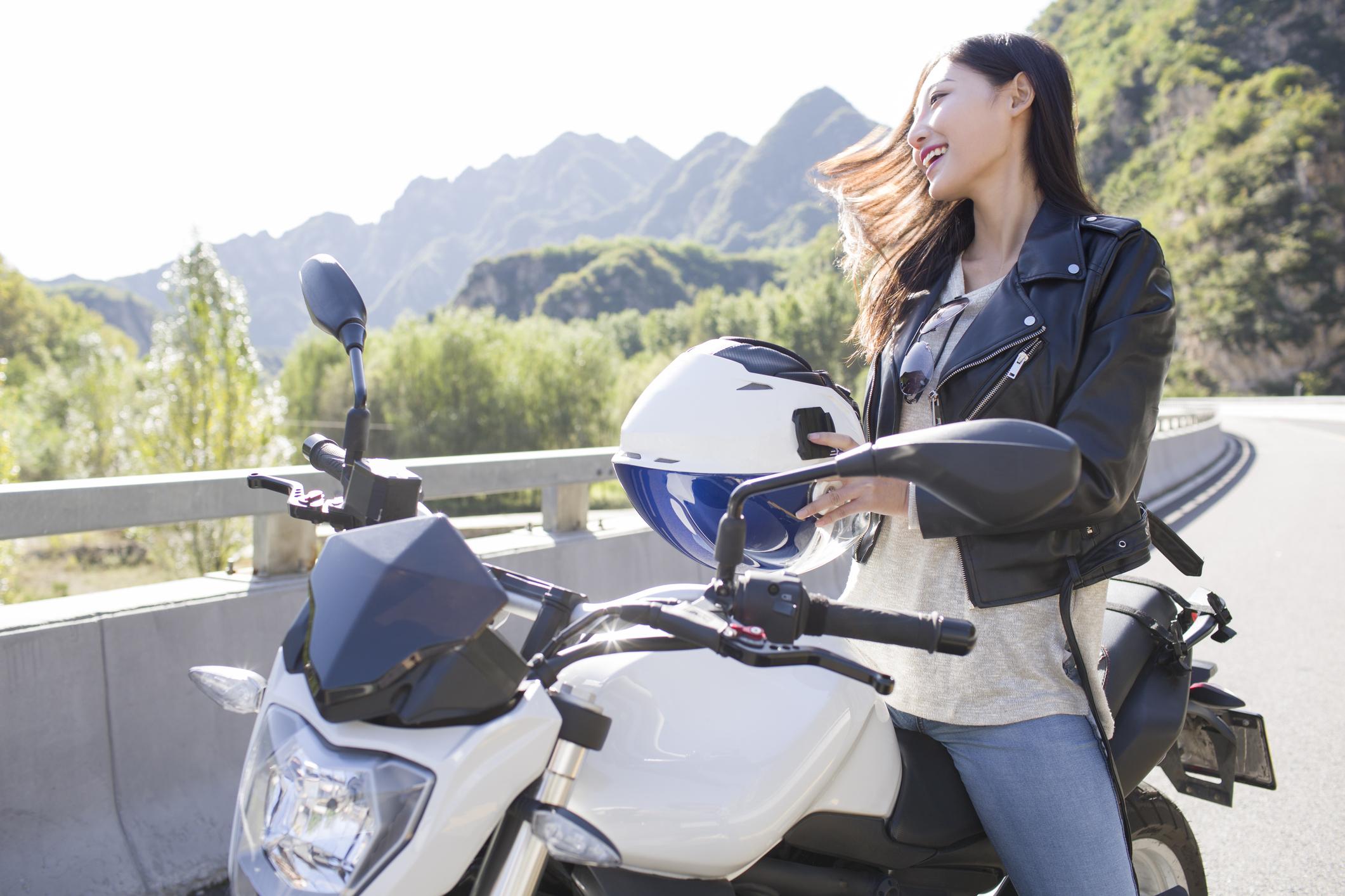 Motorrad frauen kennenlernen