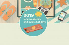 Long Weekends and Holiday Ideas for 2019 - FWD Travel Insurance Singapore